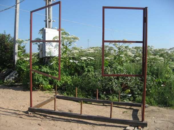 Садовые ворота и калитки с бесплатной доставкой, фотография 2