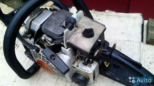 Ремонт бензоинструмента, фотография 1