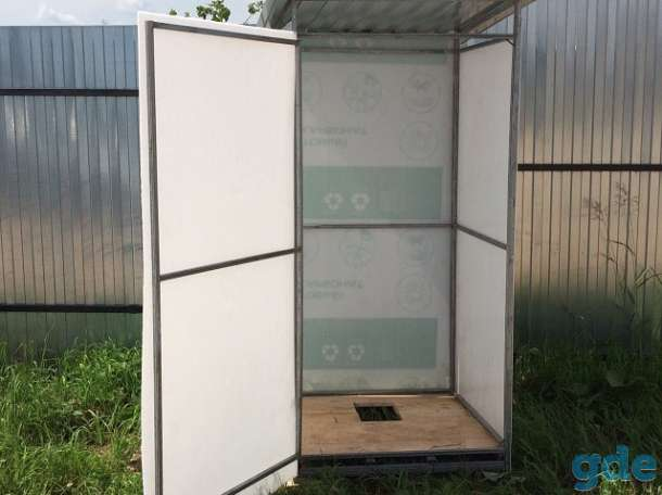 Продам летний душ и туалет в Большом Солдатском, фотография 1