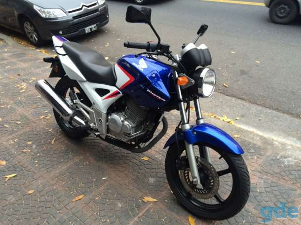 Honda Twister 250, фотография 1