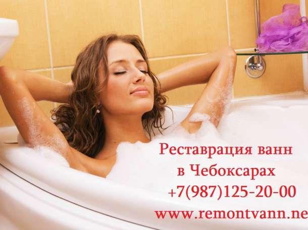 Реставрация ванн акрилом-ремонт ванных под ключ, фотография 1