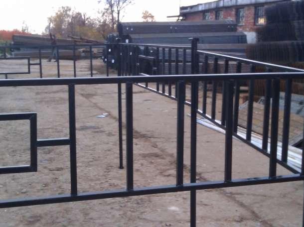 Ограды на кладбище с бесплатной доставкой, фотография 1