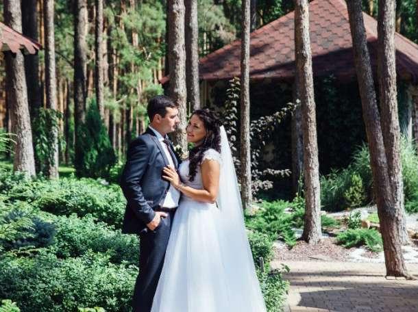 Продам красивучие свадебное платье, фотография 2