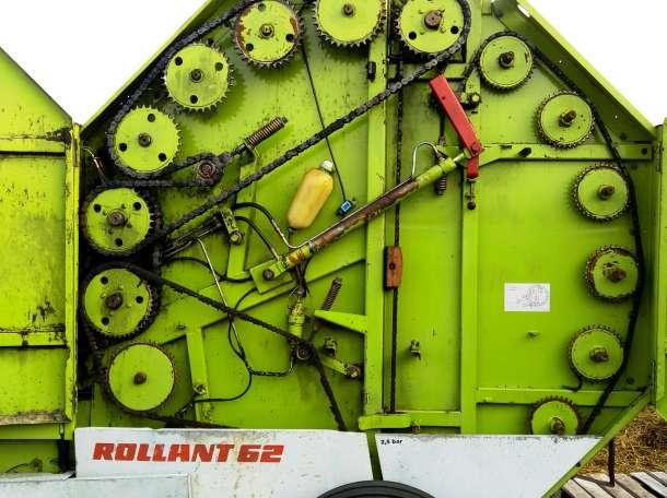 Пресс-подборщик для сена, соломы клаас 44.62., фотография 3