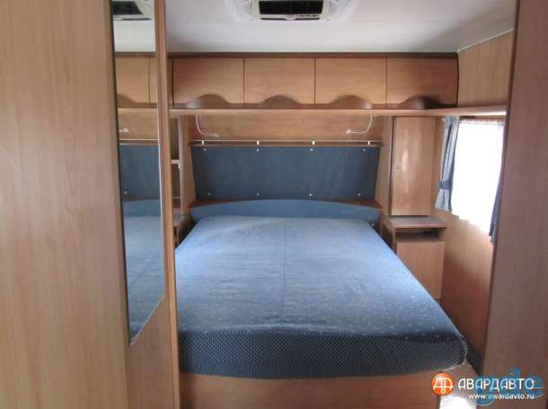Дом на колесах, прицеп дача для легкового автомобля  BUERSTNER AMARA 690 TS, фотография 3