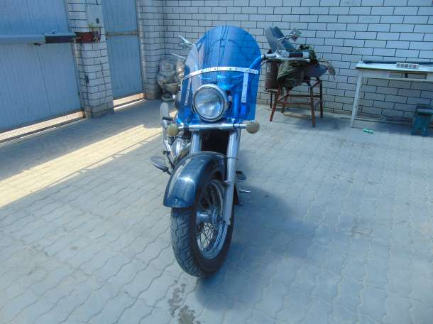 Suzuki VL 800 Volusia, фотография 1