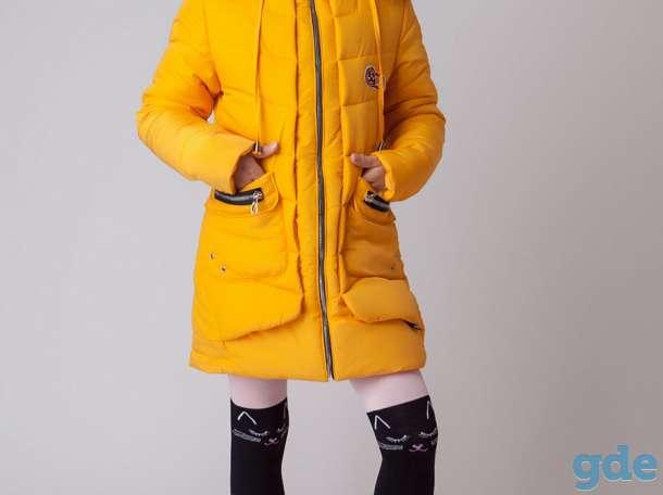 Распродажа детской верхней одежды оптом, фотография 1