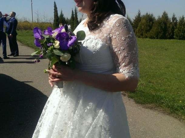 продам свадебное платье недорого, фотография 2