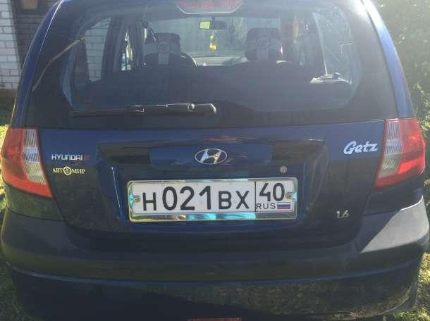 Hyundai Getz, фотография 2