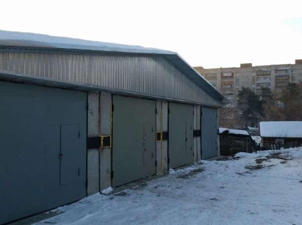 Гаражи в новом гаражном кооперативе на АБ (Прибыткова), фотография 6