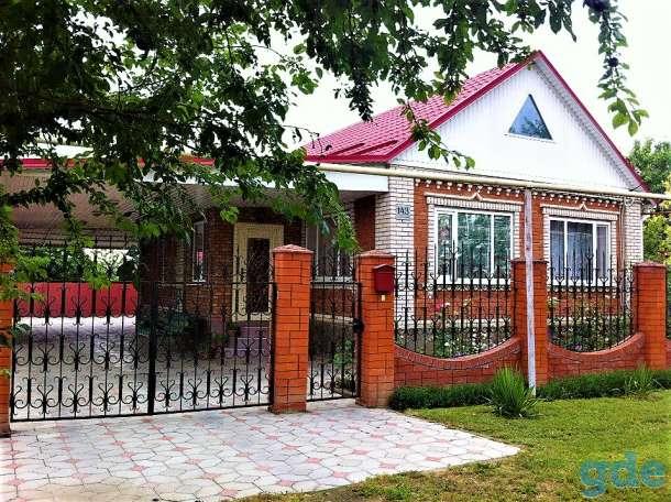 Продается 2 жилых дома на участке 15 соток, Краснодарский край, ст.Новопокровская, ул.Суворова, дом 143, фотография 5
