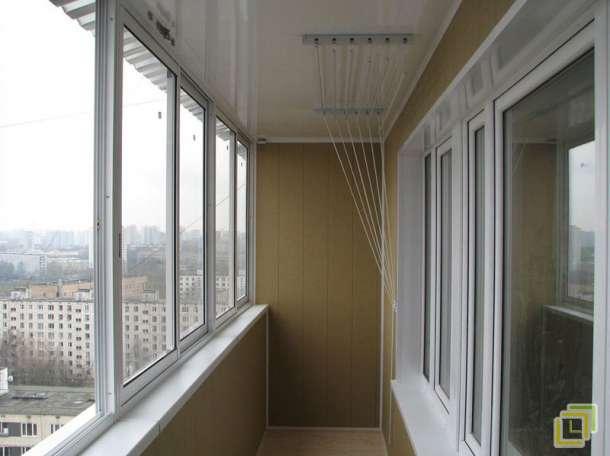 Окна ПВХ. Остекление балконов. Качественно, фотография 5