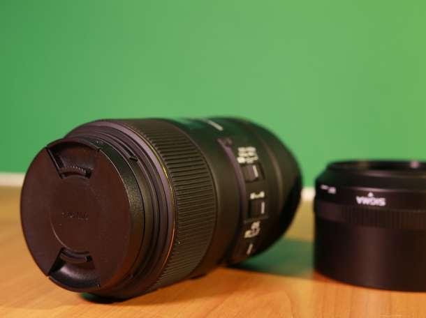 Sigma AF 105mm f/2.8 EX DG OS HSM Canon EF и EF-S, фотография 4