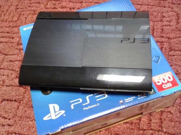 PlayStation 3 Super Slim 500gb., фотография 1