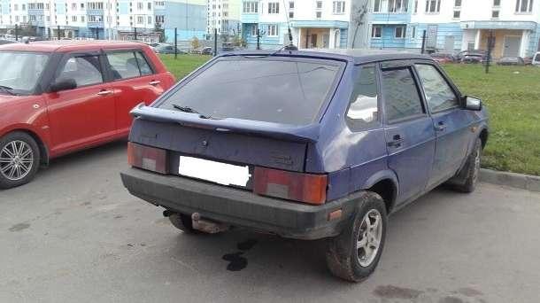 Продам ВАЗ2109, фотография 4