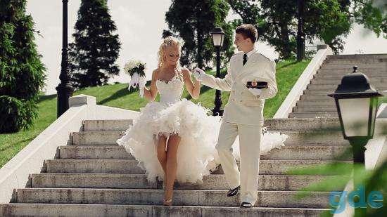 Видеосъёмка и фотосъемка свадебная в Самаре и области в формате HD или DVD., фотография 1