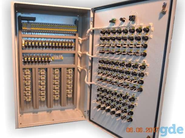 Шкаф управления и контроля ШУК, фотография 1