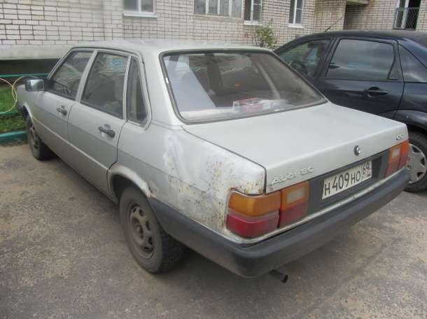 Продаю машину Audi 80 b2 в хорошем состоянии,на ходу.Собственник., фотография 2