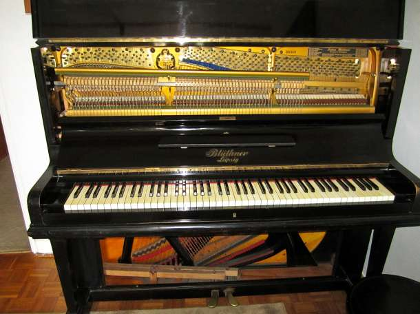 Настройка, ремонт пианино, фортепиано в Грачёвке, фотография 1