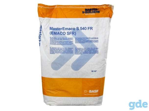 Бетонная смесь тиксотропного типа эмако s88c бетон в нововоронеже купить