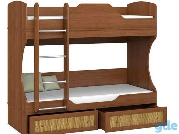 Двухъярусная кровать для детей, фотография 1