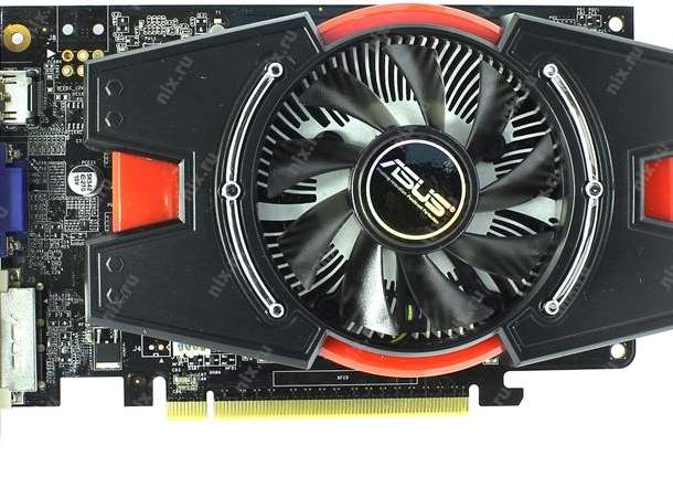 Asus Geforce GTX 650  2GB, фотография 1