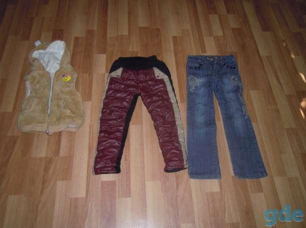 3 пакета вещей для девочки 5-8 лет, фотография 7