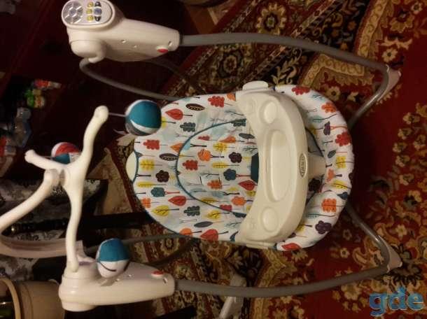 Люлька для новорожденных, фотография 2