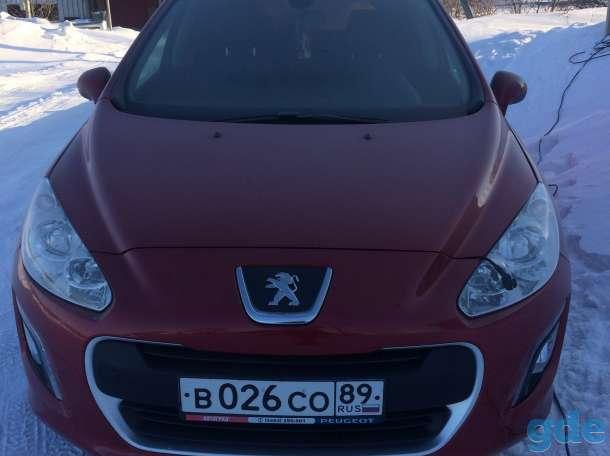 Продам Peugeot 308, фотография 7