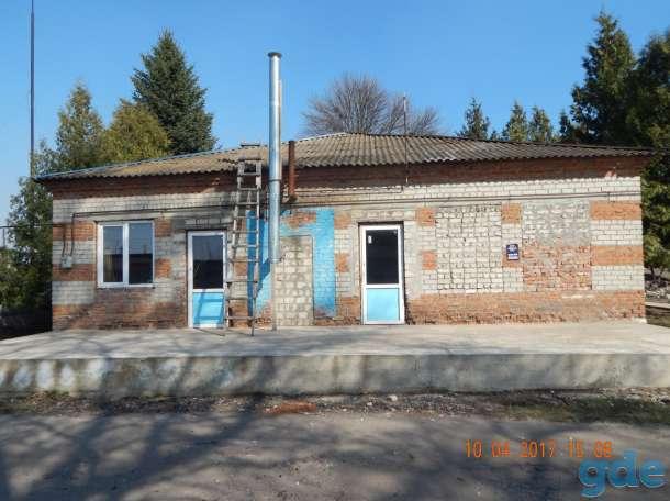 Продаётся бывшая нефтебаза компании Роснефть, Орловская область, пгт. Колпна, фотография 4