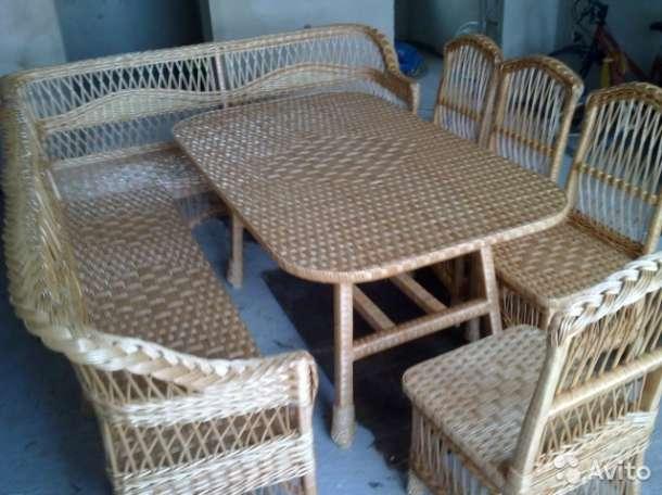 Плетеные корзины для грибов и другое, фотография 2