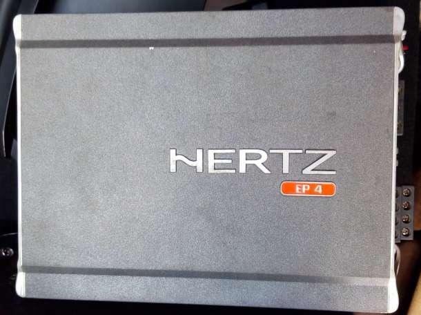Автомобильный усилитель Hertz EP 4, фотография 4
