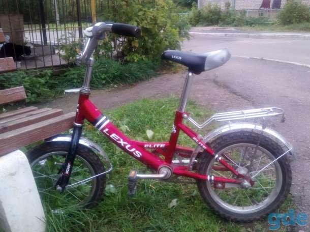 Детский велосипед, фотография 2