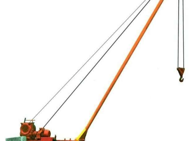Аренда крана Пионер г/п 500, 750, 1000 кг, фотография 1