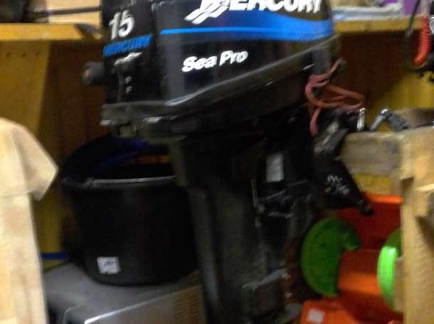 Продам лодку ПВХ с подвесным мотором, фотография 4