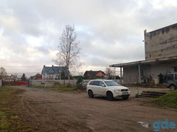 Коммерческая недвижимость, производственная база 800 кв. м. на участке 90 соток, фотография 2