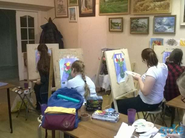 Рисунок и живопись, фотография 2
