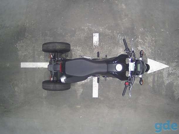 Мотоцикл трайк Honda GU ROM TRIKE без пробега РФ, фотография 4