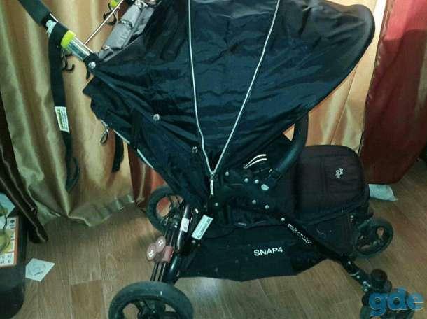 Прогулочная коляска Valco Baby Snap 4, фотография 3
