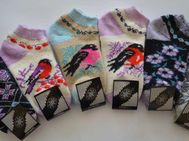 Чулочно-носочные изделия из шерсти от производителя., фотография 4