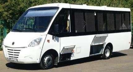 Пассажирский автобус неманкомплектация «межгород»), фотография 4