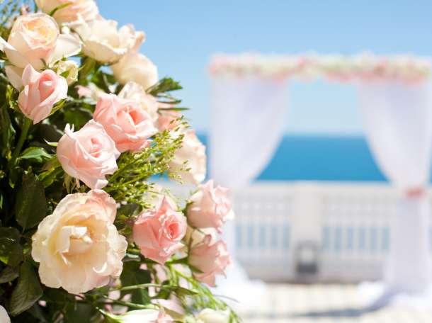 Оформление и организация свадеб в Дальнегорске в Дальнегорске, фотография 1