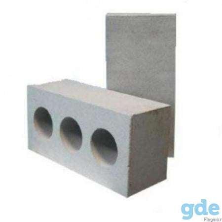 Пескоцементные блоки пеноблоки цемент в Гжели, фотография 2