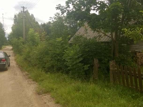 Дом в посёлке возле озера и церкви, Качаново, Палкинский р-н, Псковская область, фотография 5