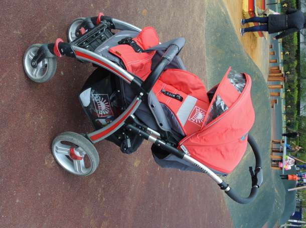 Продам детскую коляску Infinity SH290 Comfort Lux, фотография 4