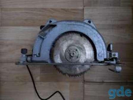 Пила ручная электрическая прэд - 200, фотография 1