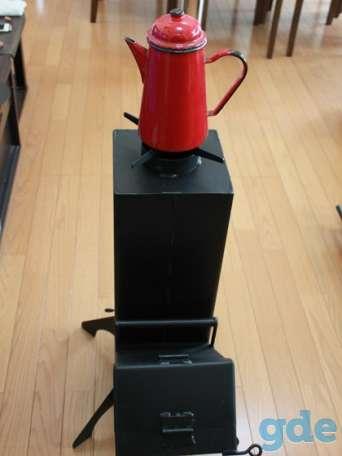 Стол - плита - печь Ракета. Для приготовления пищи., фотография 4