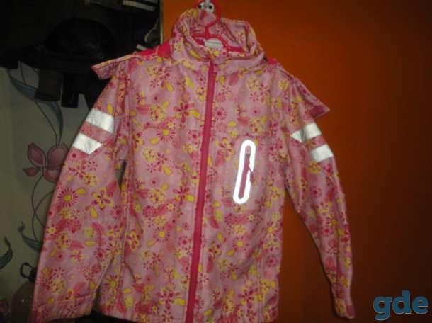 Куртка ветровка возраст на 7-8 лет, фотография 3