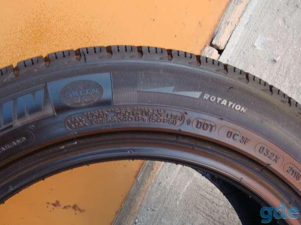 Шины зимние нешипованные Michelin X-ICE 215/55 R17, фотография 6