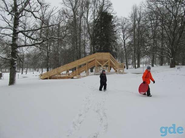 Домик на Новый год, пушкинские горы Алтун 21, фотография 4